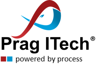 Prag Itech Pvt Ltd Home Logo